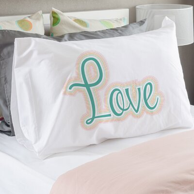 Love Multiplied Pillow Case