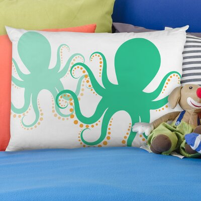 Octopus Ocean Pillow Case