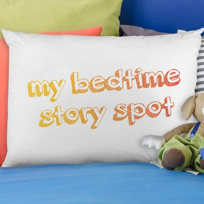 Bedtime Story Spot Pillow Case
