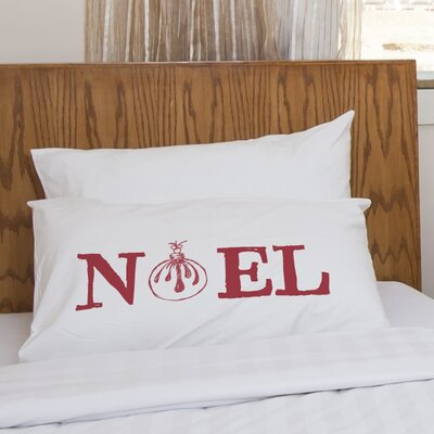 Noel Ornament Pillow Case