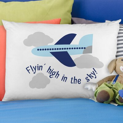 Flyin High in the Sky Pillow Case