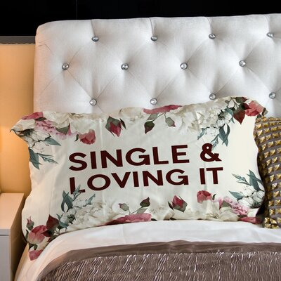 Single Lovin It Pillow Case