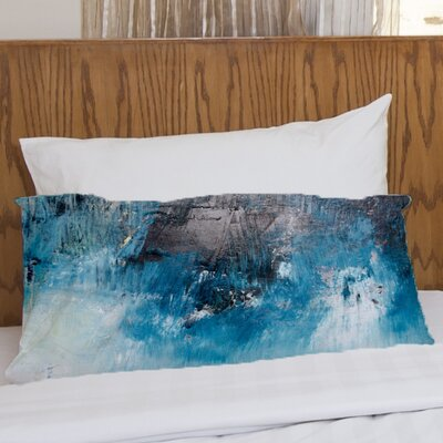 Ocean Oil Painting Pillow Case