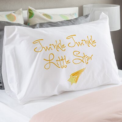 Twinkle Twinkle Little Star Pillow Case