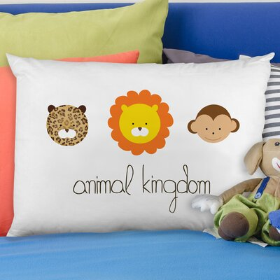 Animal Kingdom Pillow Case