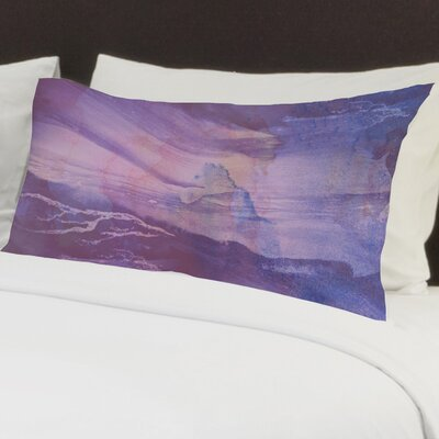 Slowly Drifting Pillow Case