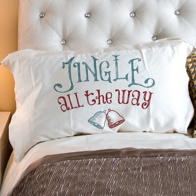 Jingle All the Way Pillow Case