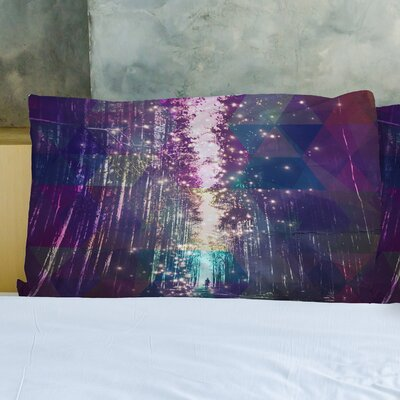 Highwalls Pillow Case