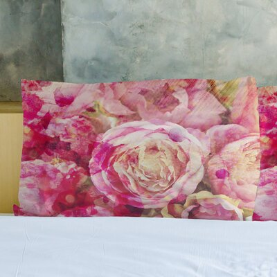 Peony Dreams Pillow Case