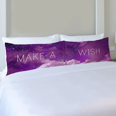 Better Together 2 Piece Make a Wish Pillow Case Set