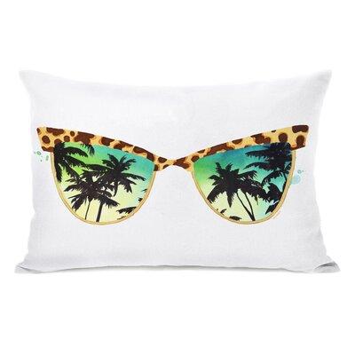 Eldridge Sunnies Outdoor Lumbar Pillow