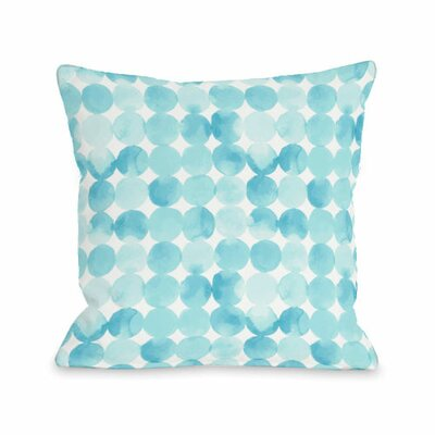 Dream Dots Throw Pillow