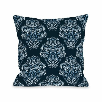Vintage Victorian Throw Pillow
