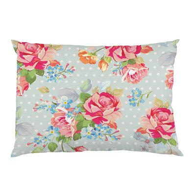 Oversized Cabbage Rose Standard Pillowcase