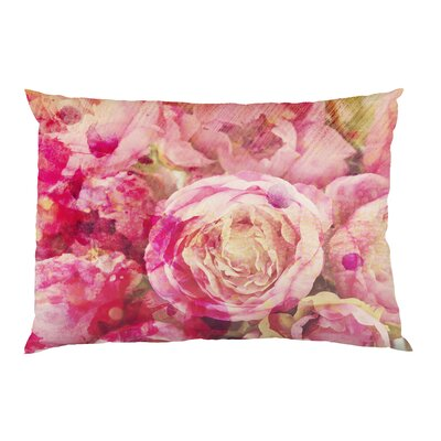 Peony Dreams Standard Pillowcase