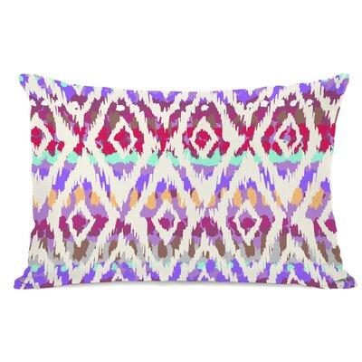 Wild Child Fleece Lumbar Pillow