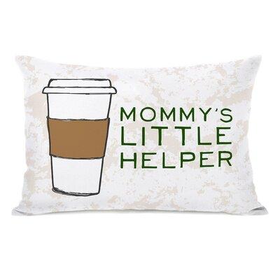 Mommy's Helper Throw Pillow
