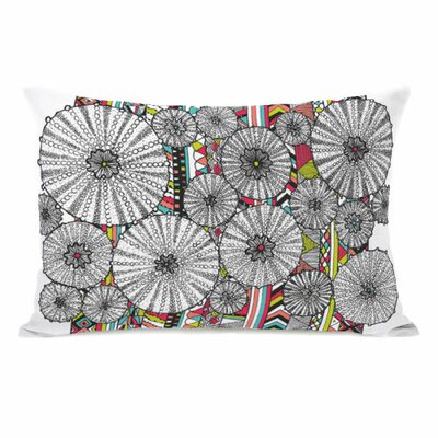 Dream Urchin Throw Pillow