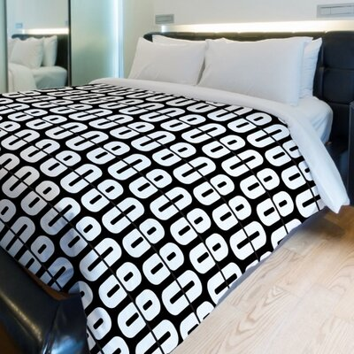 Dreams Cancelled Duvet Cover Size: King
