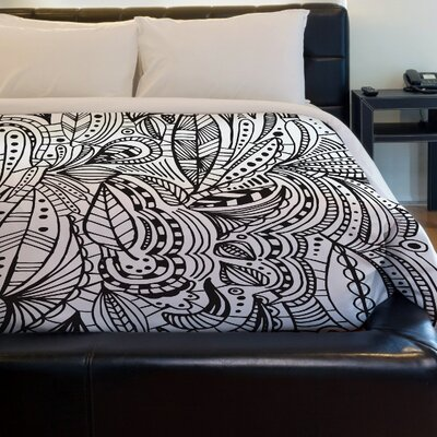 Madison Duvet Cover Size: King