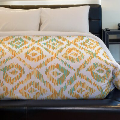 Melona Fleece Duvet Cover Size: Full / Queen