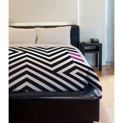 Stassi Duvet Cover Size: King