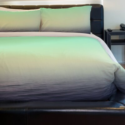 Mikki Fleece Duvet Cover Size: King