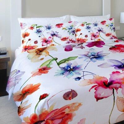 Belles Filles Watercolor Full/Queen Duvet Cover