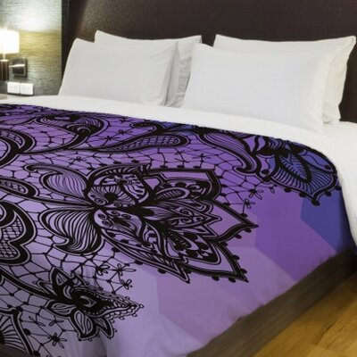Duvet Cover Size: King