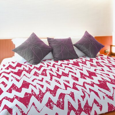 Alize Fleece Duvet Cover Size: Full / Queen