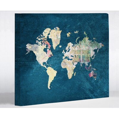 'Where to Next' Graphic Art on Canvas 73535WD8