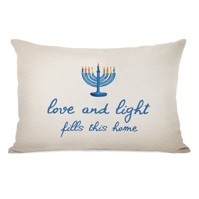 Love and Light Lumbar Pillow
