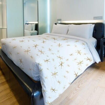 Hello Beautiful Sparkles Duvet Cover