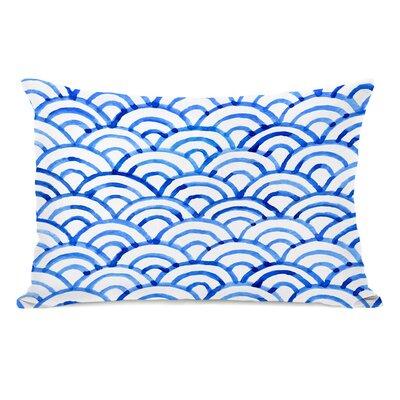 Patillo Ocean Outdoor Lumbar Pillow