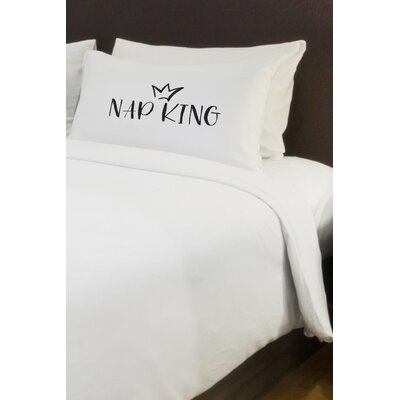 Nap King Pillow case