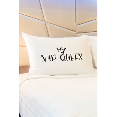 Nap Queen Pillow Case