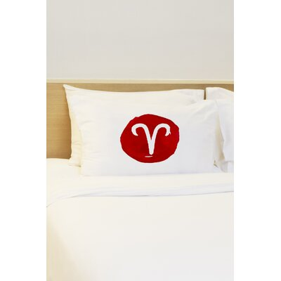 Aries Pillow Case