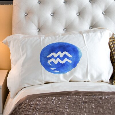 Aquarius Pillow Case