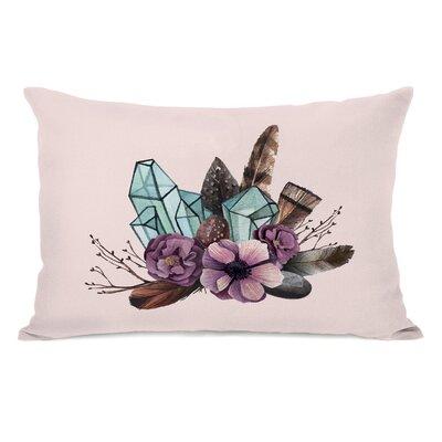 Crystal Bunch Lumbar Pillow