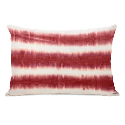 Dye Pattern Candy Lumbar Pillow