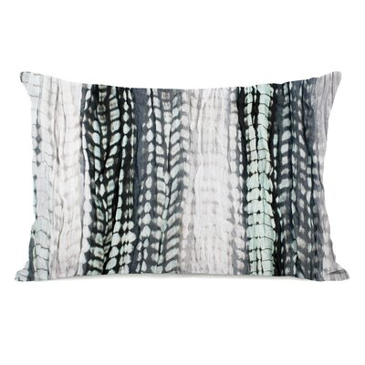 Dye Pattern Sky Lumbar Pillow