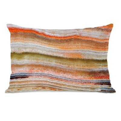 Onyx Summer Lumbar Pillow