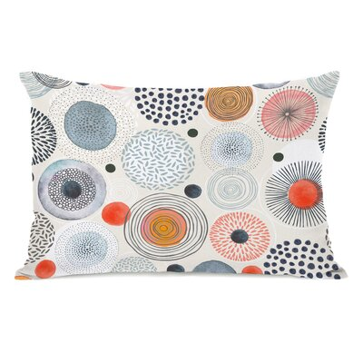 Amy Navy Lumbar Pillow