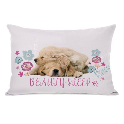 Beauty Sleep Lumbar Pillow
