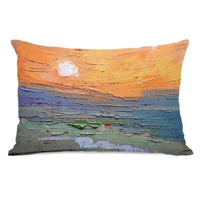 Perryville Burnt Sky Outdoor Lumbar Pillow