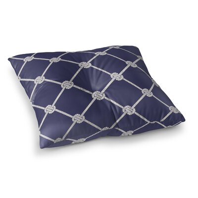 Vella Outdoor Floor Pillow Size: 4 H x 23 W x 23 D