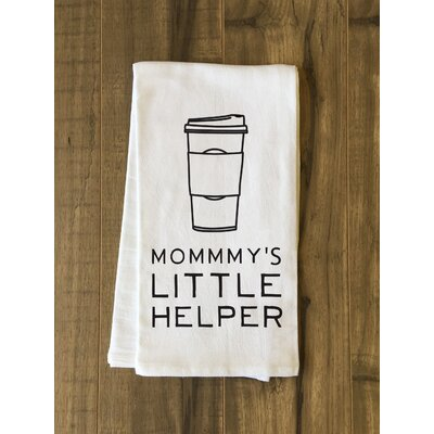 Mommys Little Helper Coffee Cup Tea Towel BRAY4839 38775188