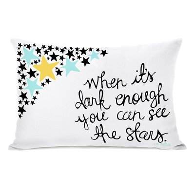 Dorla See The Stars Lumbar Pillow
