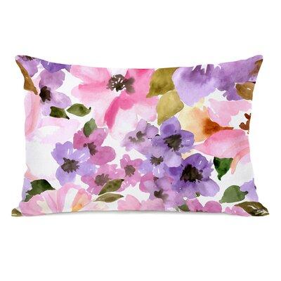 Erich Floral Lumbar Pillow