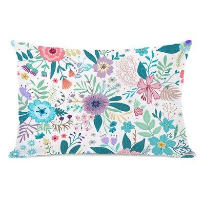 Butner Floral Lumbar Pillow